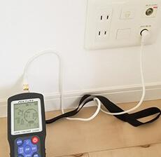 電圧・極性・通電検査