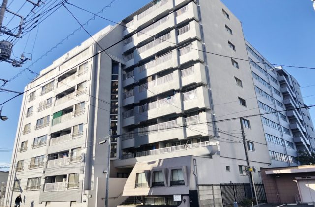 川口グレースマンション