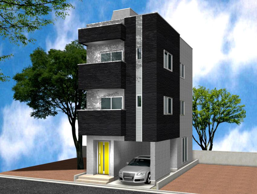 『板橋区徳丸新築戸建』の建築が始まりました♪