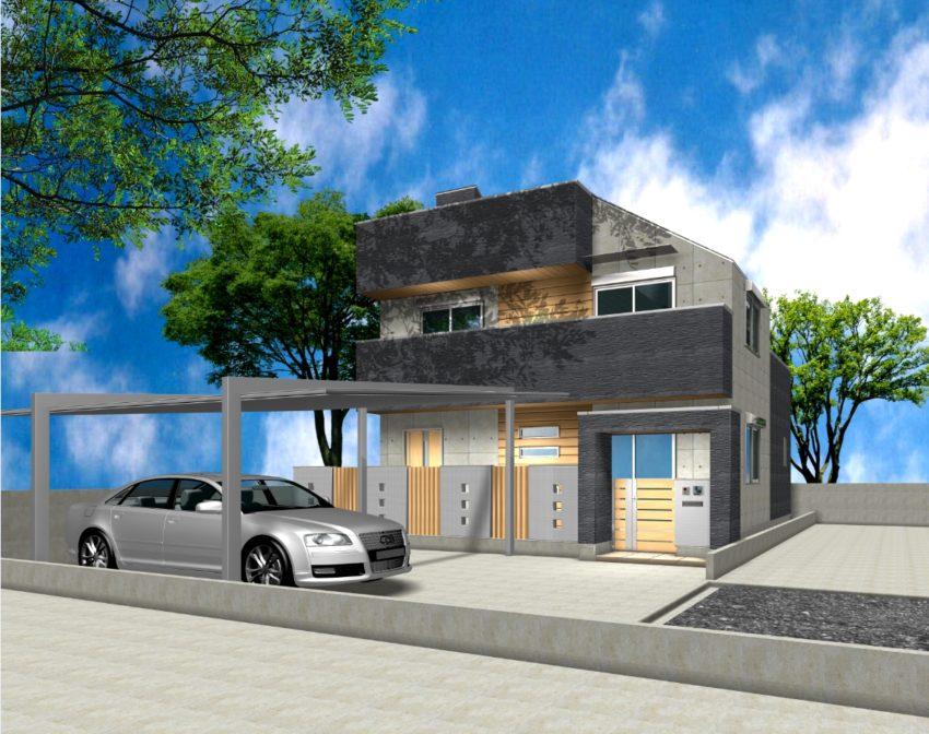 『立川市栄町新築戸建』の建築が始まりました♪