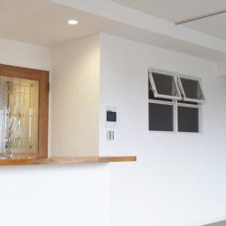 オーダーリノベーション~光溢れるステンドグラスのある家(7)