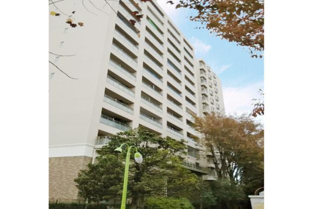 アクエスふじみ野パークサイドヴィスタ11階