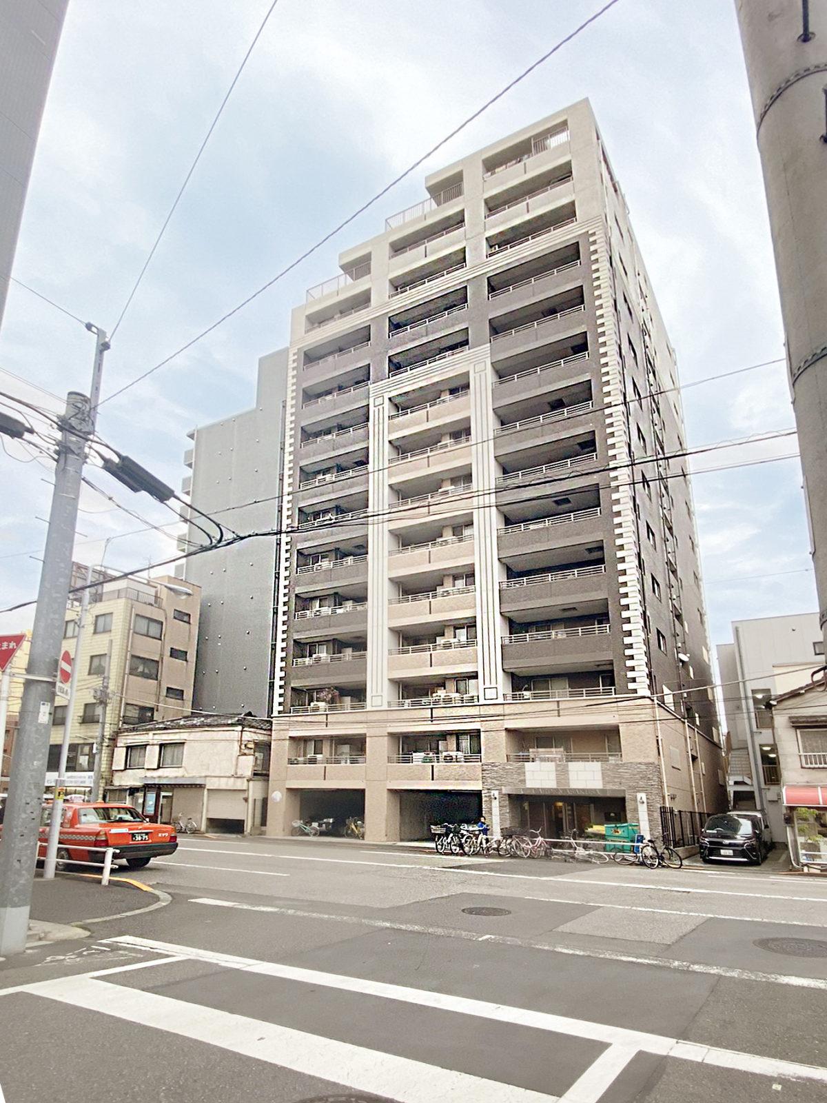 シーズガーデン浅草(1)