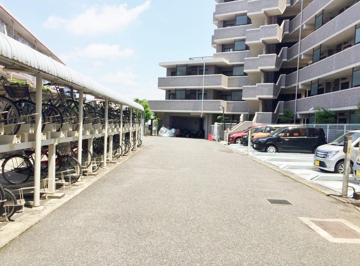 ネオステージ羽村公園通り 2階
