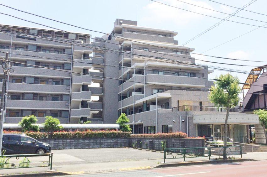 『ネオステージ羽村公園通り 5階』のリノベーションが始まりました♪