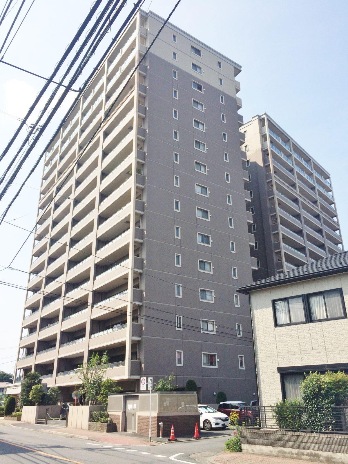 ポレスター東松山駅前(1)