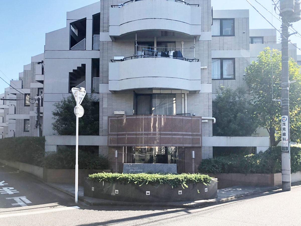 グレイスコート氷川台(9)