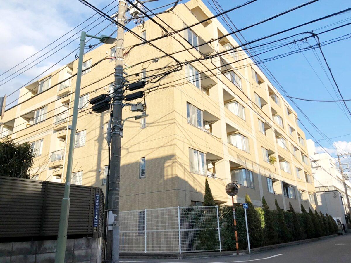 D'クラディア蒲田EAST(2)
